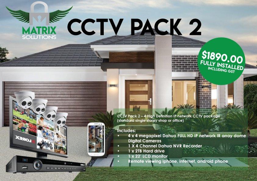 Security CCTV Pack 2