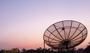 Foxtel Satelite Dish