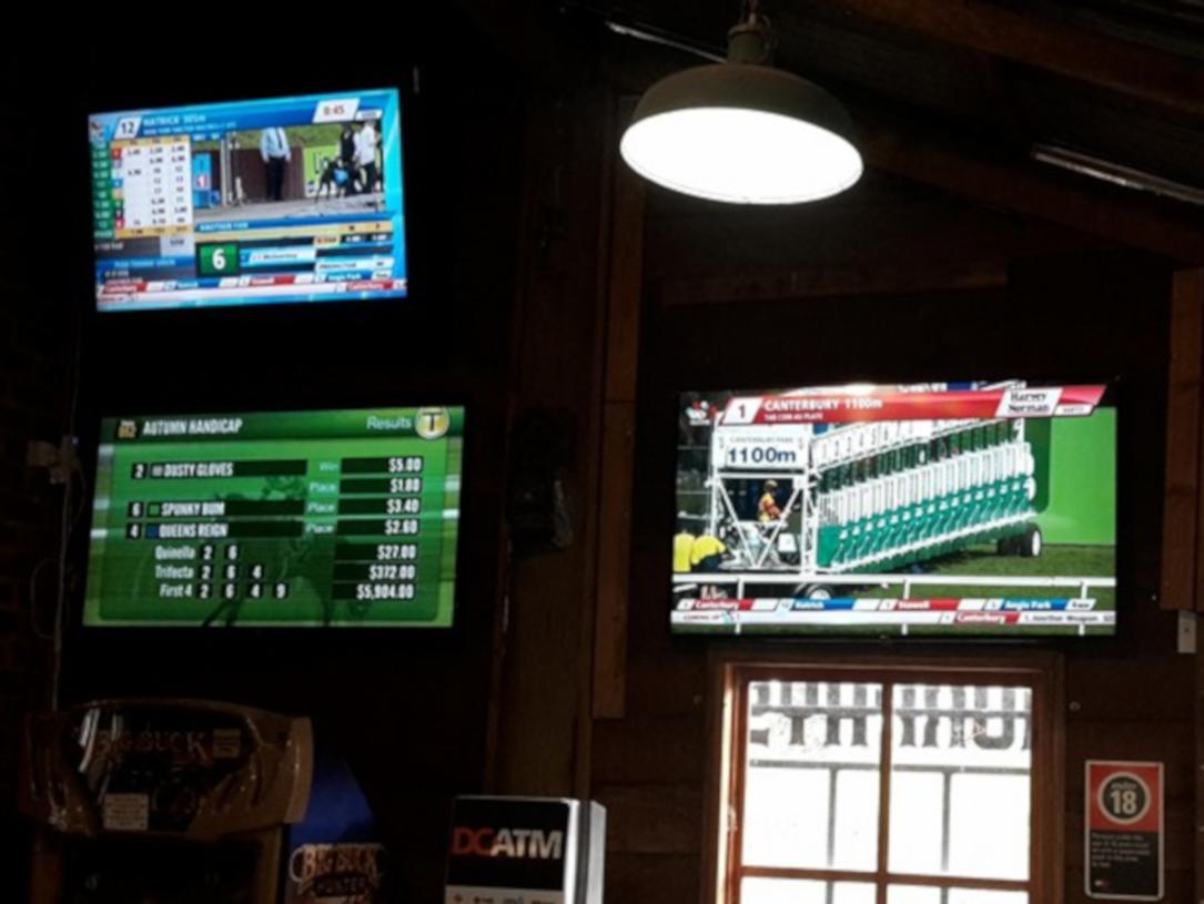 Sports TV Setup